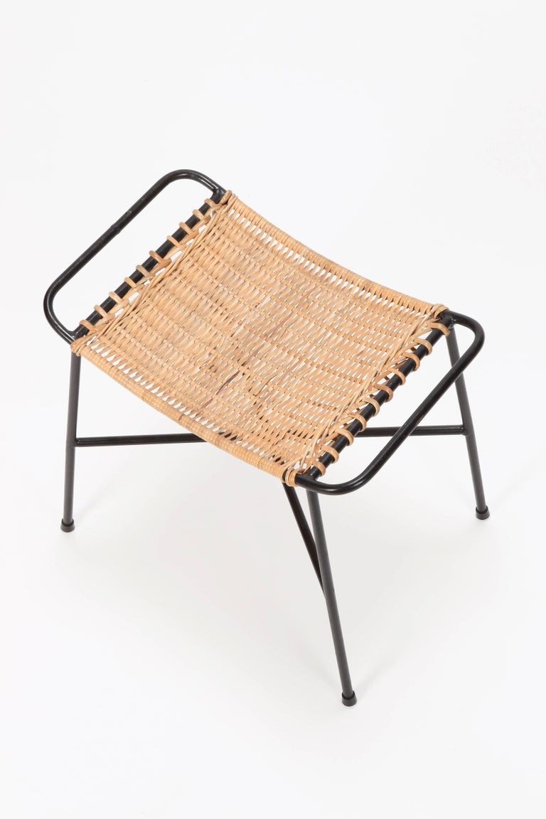French Stool 1950s For Sale At 1stdibs