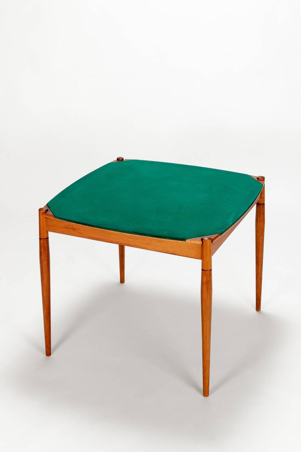 Italian Game Table By Gio Ponti For Fratelli Reguitti