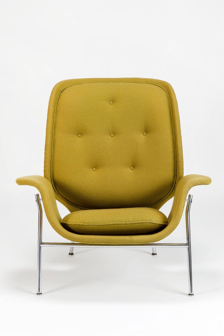 George Nelson Kangaroo Chair Herman Miller 1960s For Sale At 1stdibs # Muebles George Nelson