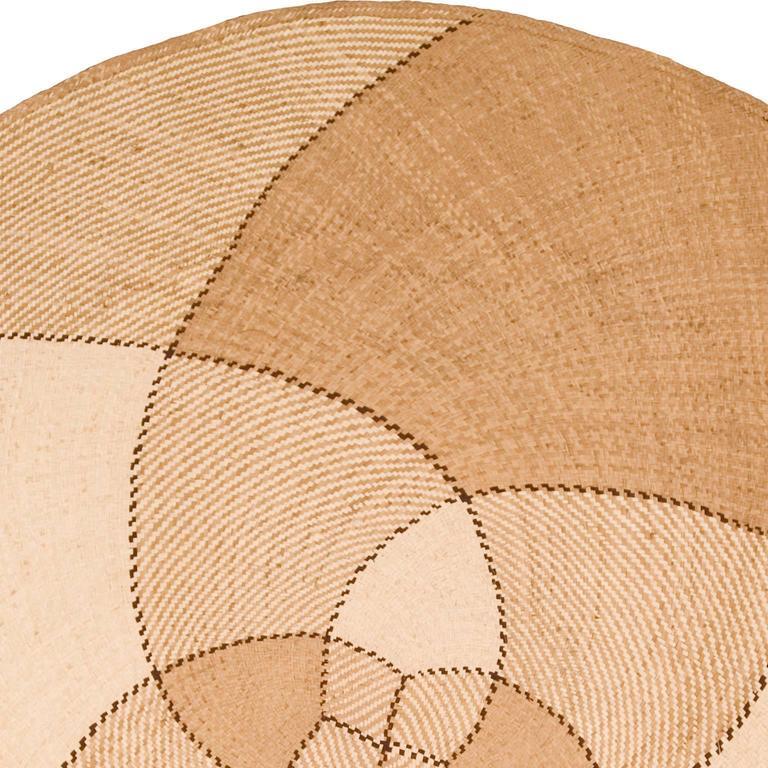 South American Round Iraka For Sale At 1stdibs