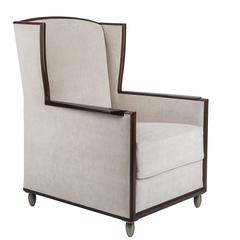 Wing Chair by Jules Deroubaix