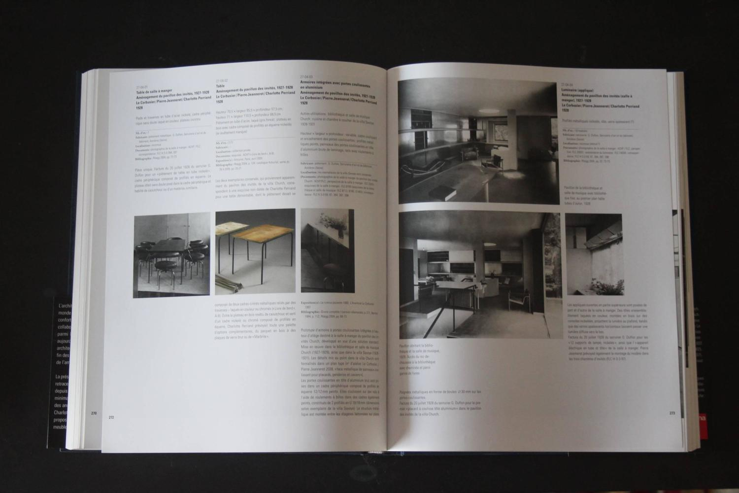 Le corbusier meubles et int rieurs book for sale at 1stdibs for Le corbusier meuble