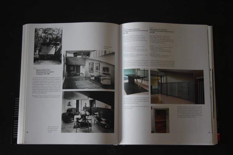 Le corbusier meubles et int rieurs book for sale at 1stdibs for Le corbusier meuble