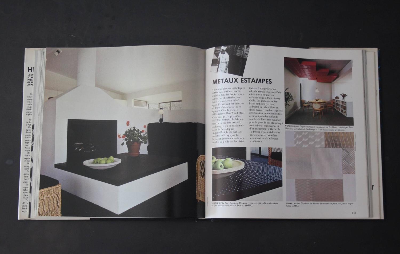 high tech le style industriel dans la maison book for. Black Bedroom Furniture Sets. Home Design Ideas
