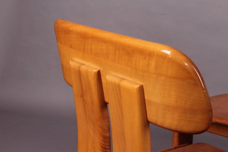 Tobia and Afra Scarpa Chairs 4