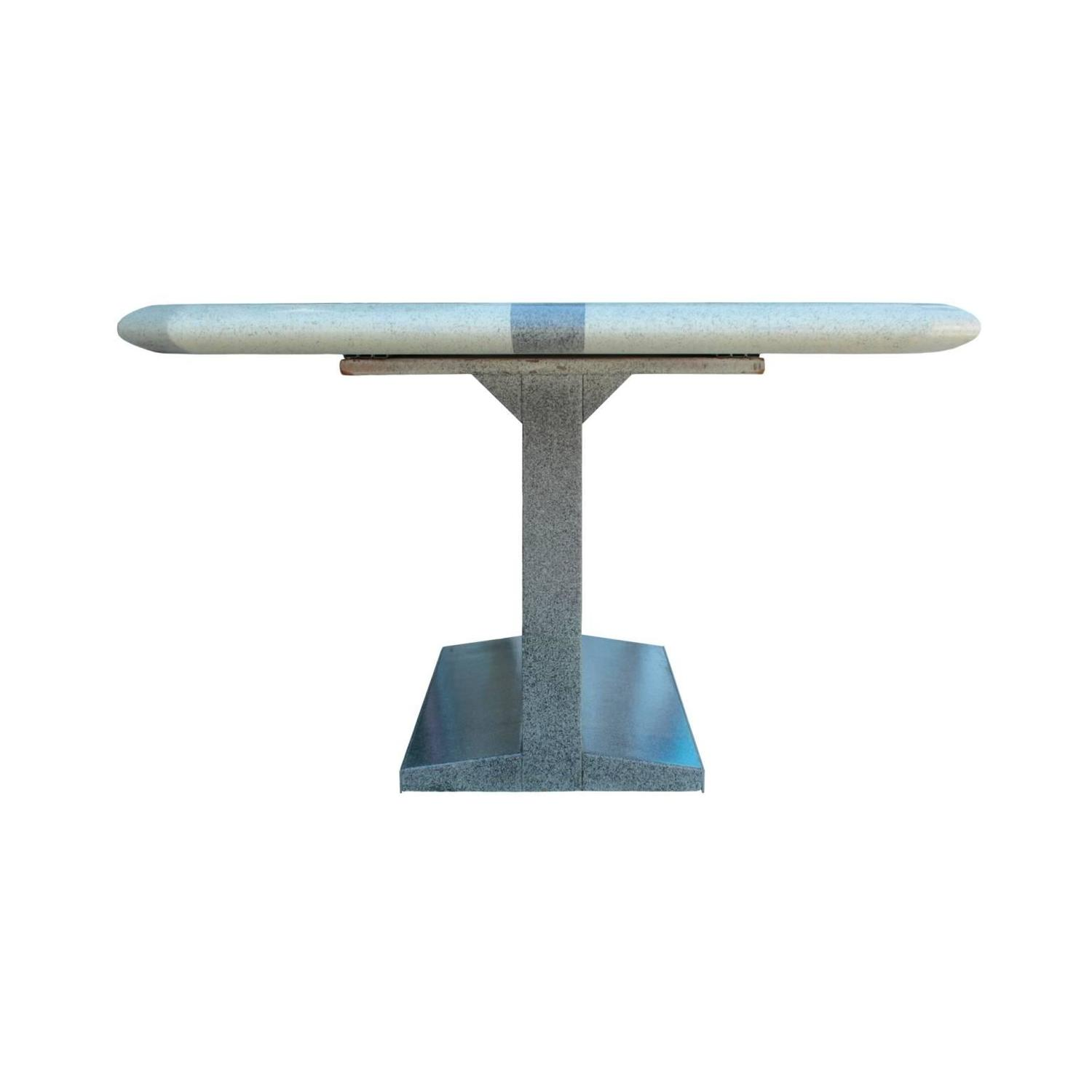 Large Italian 1970s Extension Dining Table For Sale At 1stdibs