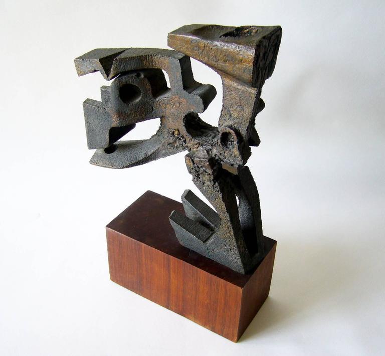 Paolo Soleri Bronze Sculpture at 1stdibs