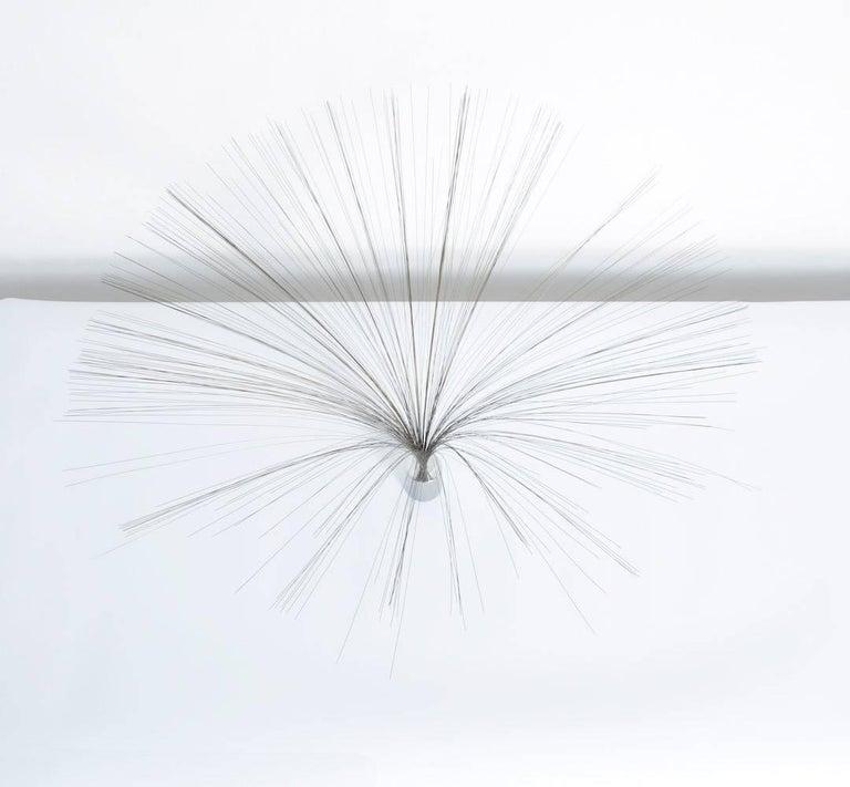 Mid-Century Modern Dynamic Spray Sculpture by Harry Bertoia For Sale