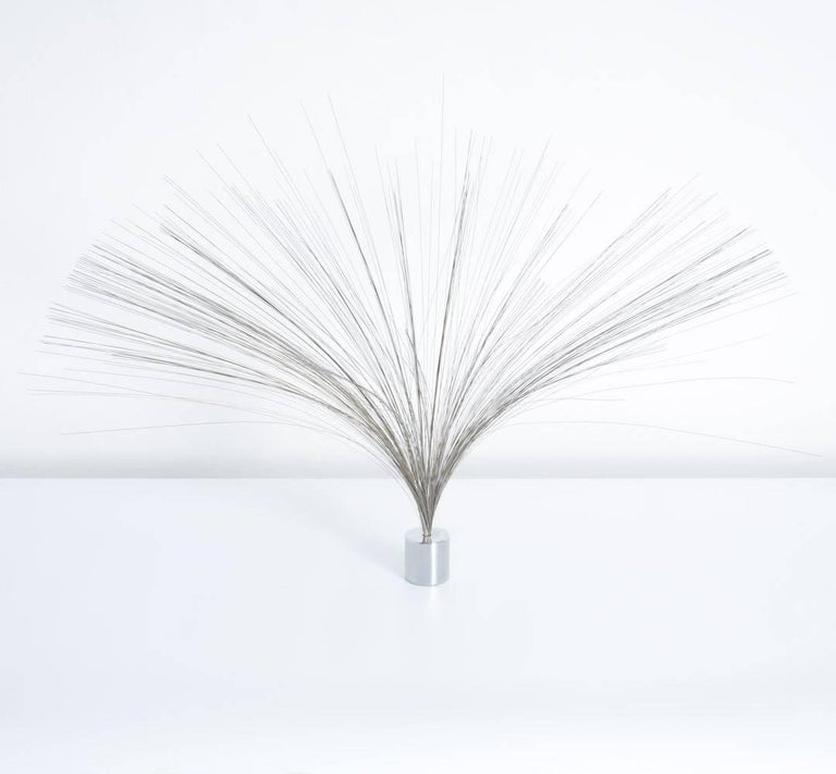 Dynamic Spray Sculpture by Harry Bertoia 7