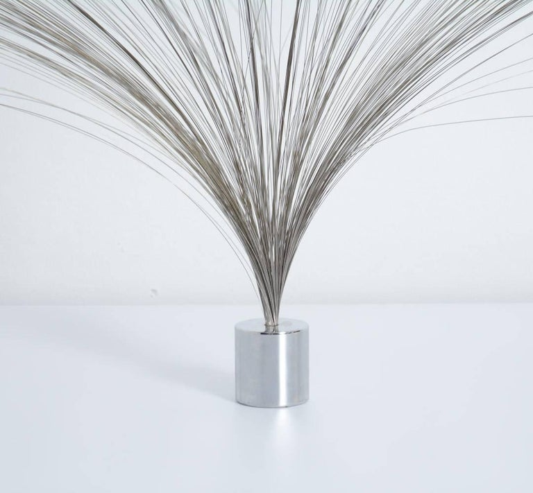 Dynamic Spray Sculpture by Harry Bertoia In Good Condition For Sale In Vlimmeren, BE