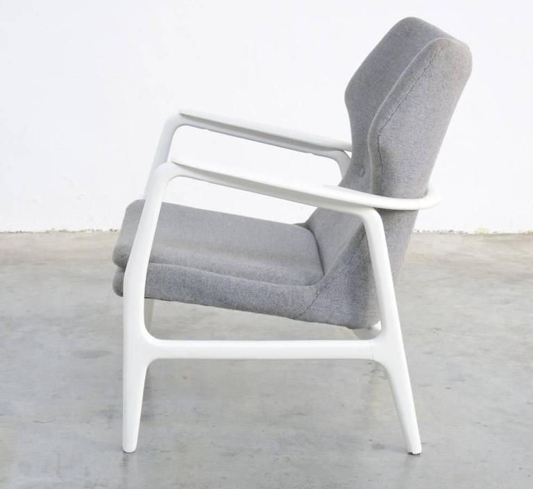 Mid-Century Modern Easy Chair by Madsen & Schubell for Bovenkamp, 1960 For Sale