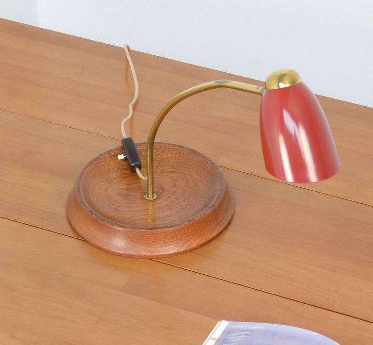 Mid-Century Desk Lamp in the Manner of Arredoluce 5