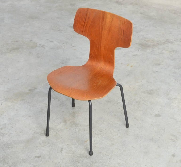 Fantastic Rare Childrens Bent Plywood Chairs By Arne Jacobsen For Fritz Hansen Caraccident5 Cool Chair Designs And Ideas Caraccident5Info