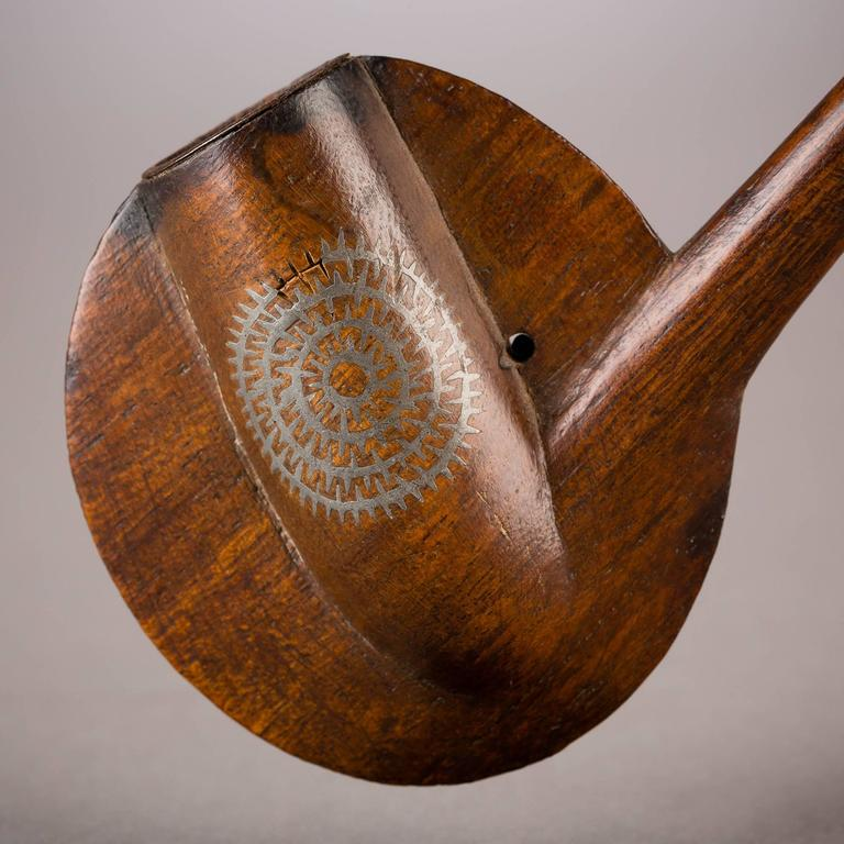 19th Century Tribal South Nguni Pipe In Good Condition For Sale In New York, NY