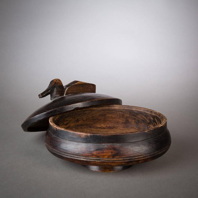 Zambian Tribal Lozi Bowl For Sale