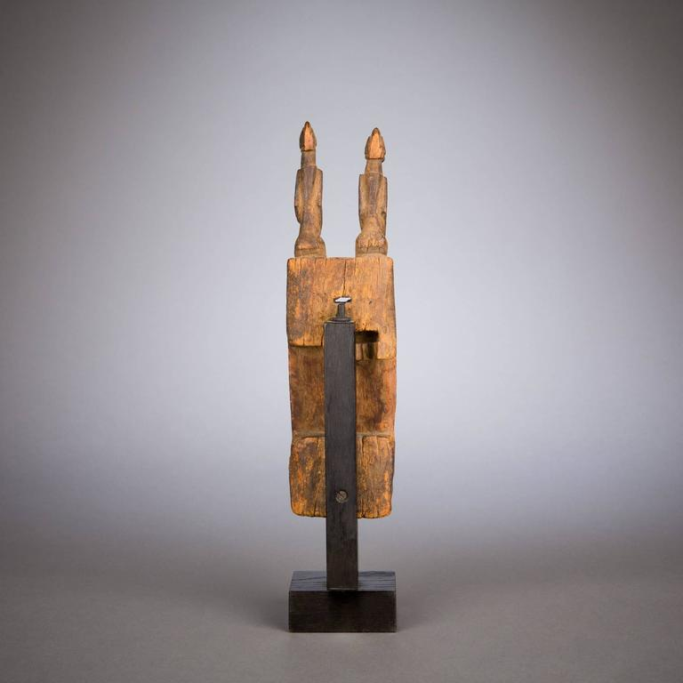 Malian Late 19th Century Tribal Dogon Door Lock For Sale