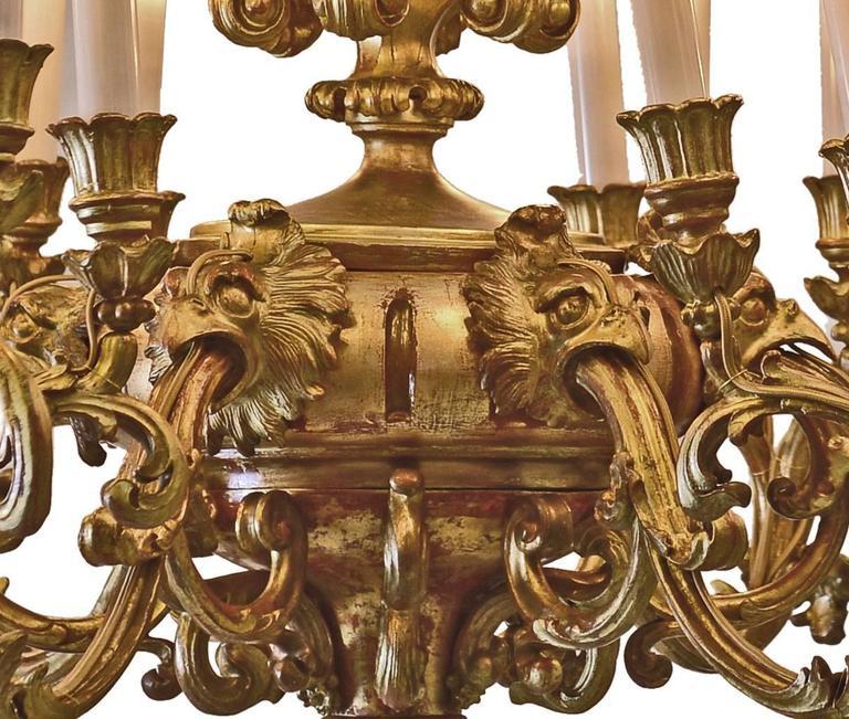 Rococo/Barock Chandelier 5