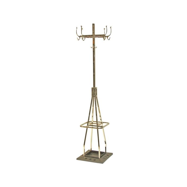 Adolf Loos Coat-Stand, Design from 1913 2