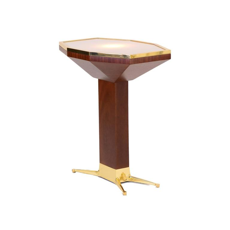 Adolf Loos American Bar Table from 1908 2