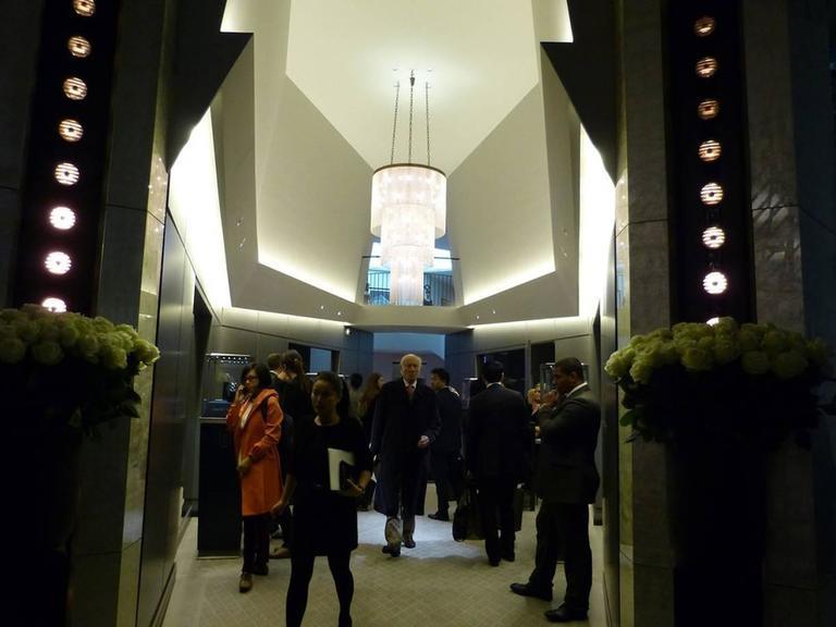 Austrian Josef Hoffmann&Wiener Werkstatte Secessionist Ceiling Lamp, Re-Edition  For Sale