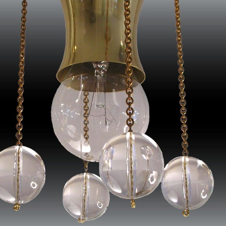 Josef Hoffmann & Wiener Werkstätte Jugendstil Style by Woka Lamps For Sale 1