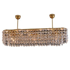 Very Elegant Handmade Chandelier, Woka Edition