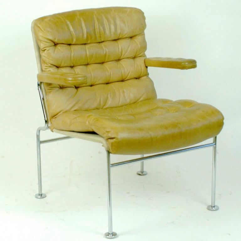 """""""Birgitta"""" Armchair by Bruno Mathsson 2"""