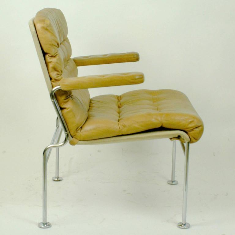 """""""Birgitta"""" Armchair by Bruno Mathsson 3"""