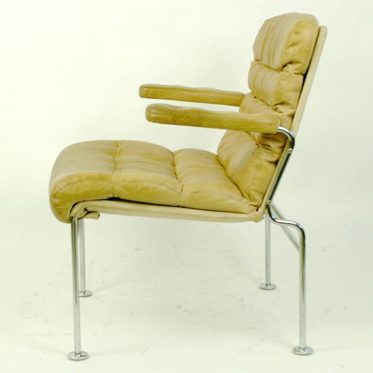 """""""Birgitta"""" Armchair by Bruno Mathsson 6"""
