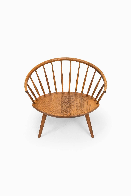 Yngve Ekström Easy Chairs Model Arka by Stolab in Sweden at 1stdibs
