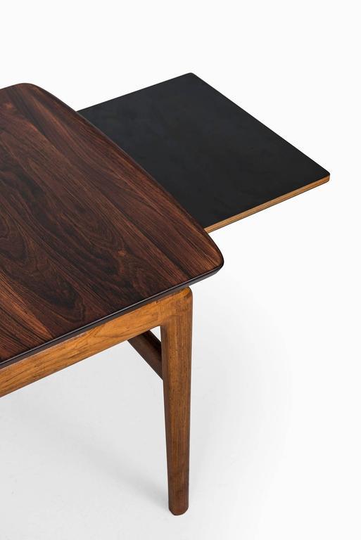 Formica Peter Hvidt & Orla Mølgaard-Nielsen Coffee Table by France & Son in Denmark For Sale