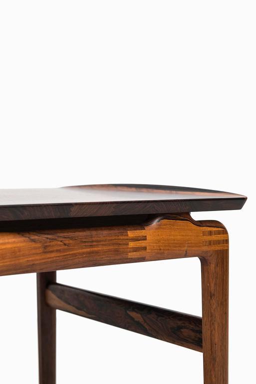 Peter Hvidt & Orla Mølgaard-Nielsen Coffee Table by France & Son in Denmark For Sale 3