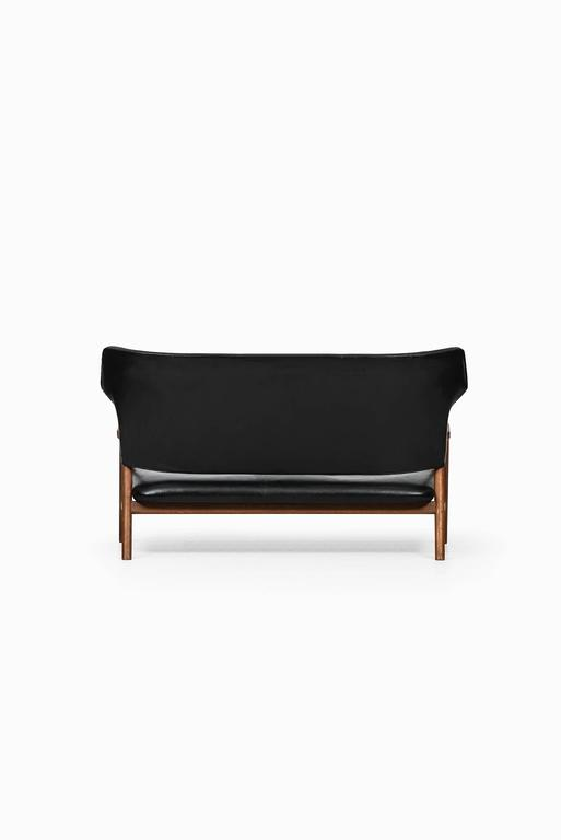 Magnus Stephensen Sofa by A.J. Iversen in Denmark In Good Condition For Sale In Malmo, SE