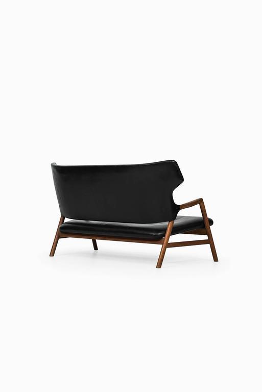 Magnus Stephensen Sofa by A.J. Iversen in Denmark For Sale 2