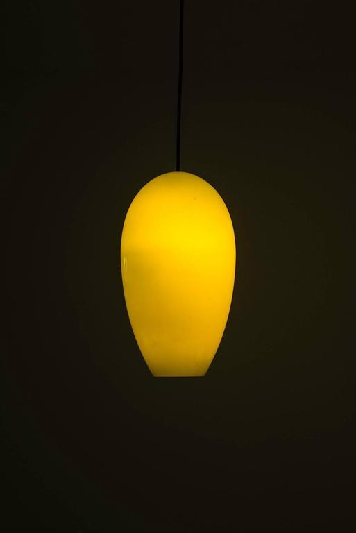 Danish Jo Hammerborg Ceiling Lamp by Fog & Mørup in Denmark For Sale