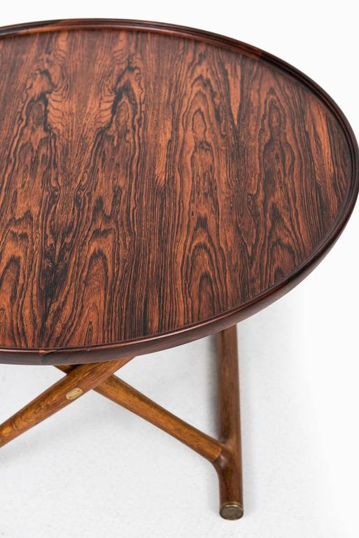 Mogens Lassen Coffee Table 39 Egyptian Table 39 By A J Iversen In Denmark For Sale At 1stdibs