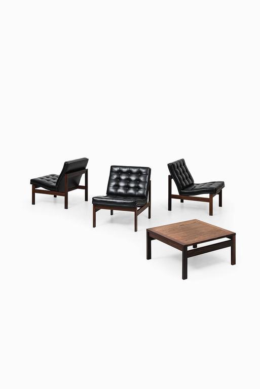 Ole Gjerløv-Knudsen & Torben Lind Seating Group/Sofa Model 175/Moduline For Sale 1