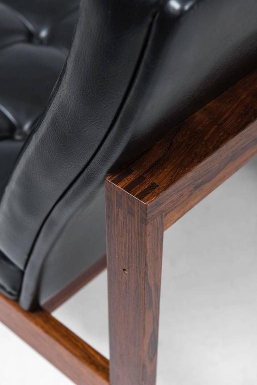 Ole Gjerløv-Knudsen & Torben Lind Seating Group/Sofa Model 175/Moduline In Excellent Condition For Sale In Malmo, SE