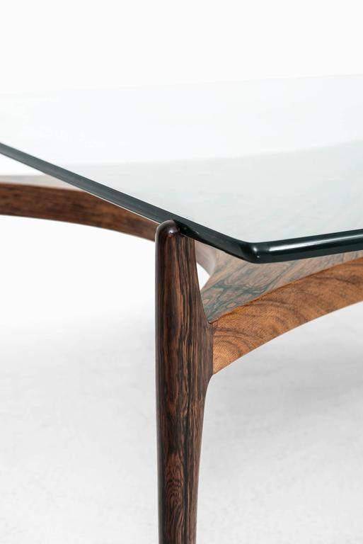 Sven Ellekær Coffee Table by Chr. Linneberg Møbelfabrik in Denmark 4