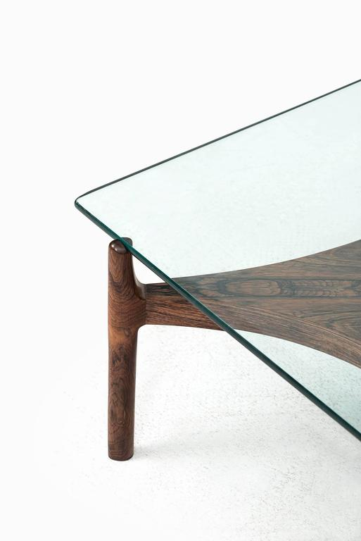Sven Ellekær Coffee Table by Chr. Linneberg Møbelfabrik in Denmark 2