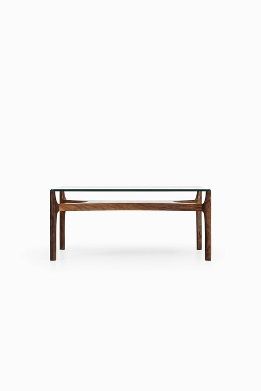 Sven Ellekær Coffee Table by Chr. Linneberg Møbelfabrik in Denmark 9