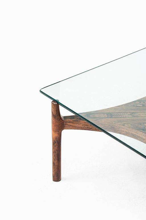 Sven Ellekær Coffee Table by Chr. Linneberg Møbelfabrik in Denmark 10