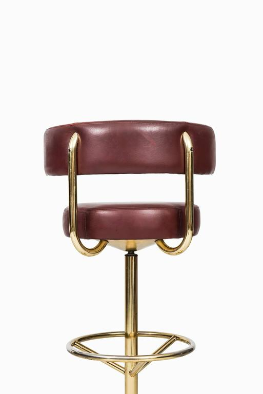 B 246 Rje Johansson Bar Stools By Johansson Design In Sweden