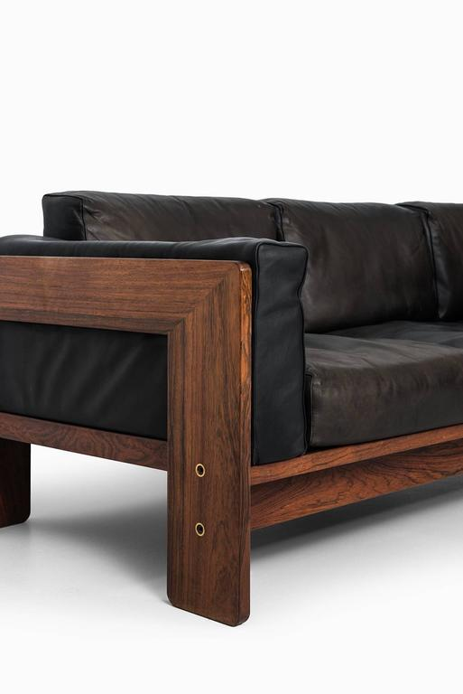 tobia scarpa sofa model bastiano produced by haimi in finland at 1stdibs. Black Bedroom Furniture Sets. Home Design Ideas