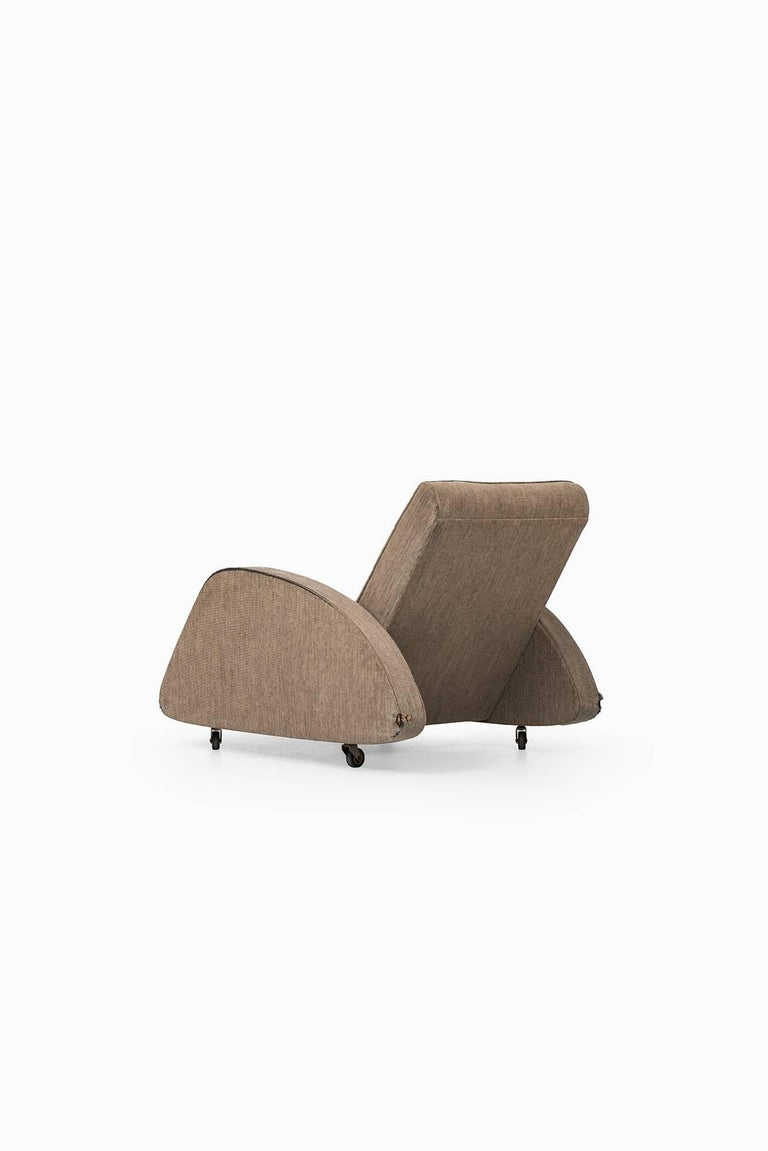 Bo Wretling Easy Chair by Otto Wretling in Sweden In Good Condition For Sale In Malmo, SE