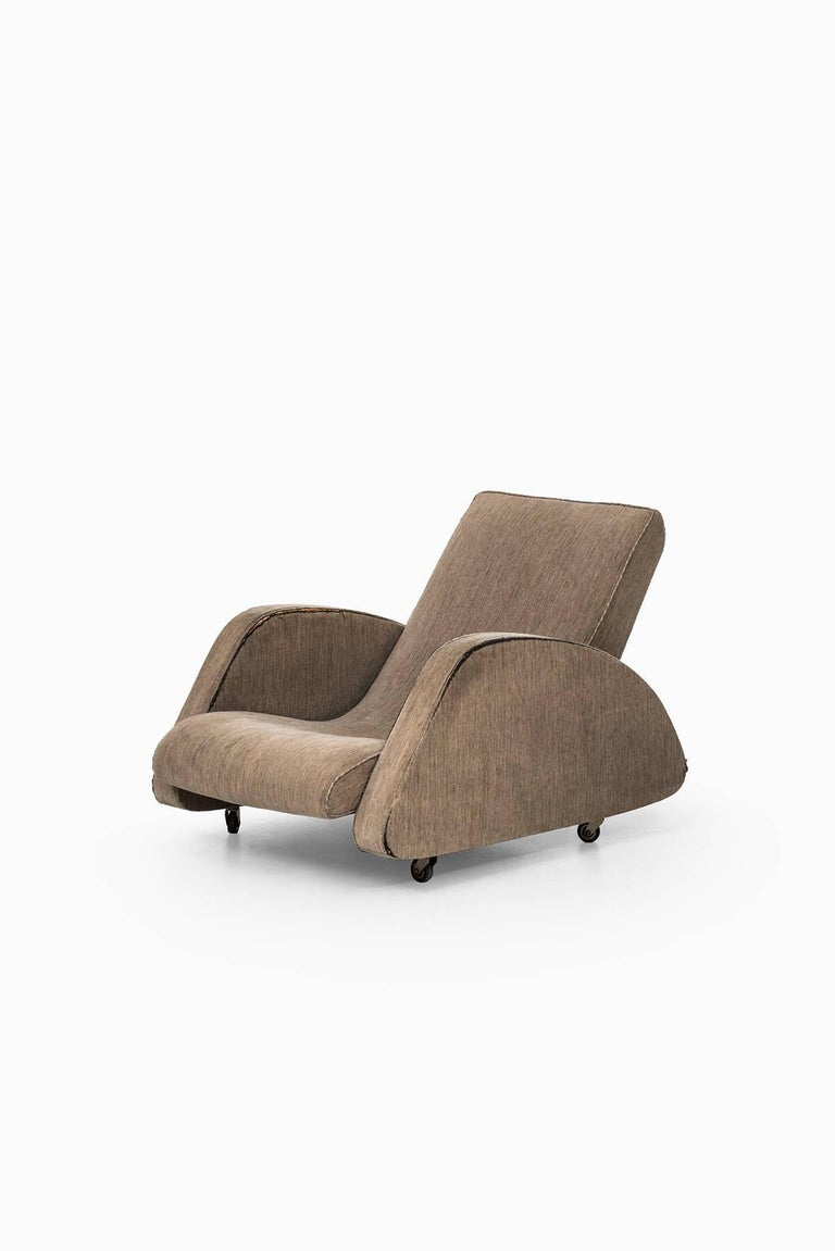 Bo Wretling Easy Chair by Otto Wretling in Sweden For Sale 2