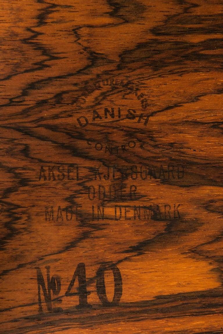 Aksel Kjersgaard Vanity Model No 40 With Stool By Odder In