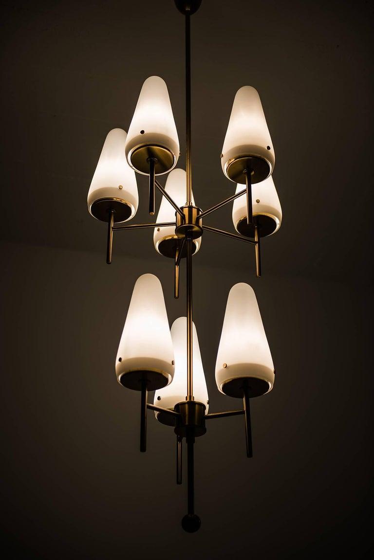 Hans-Agne Jakobsson Ceiling Lamp Model T-58/8 For Sale 1
