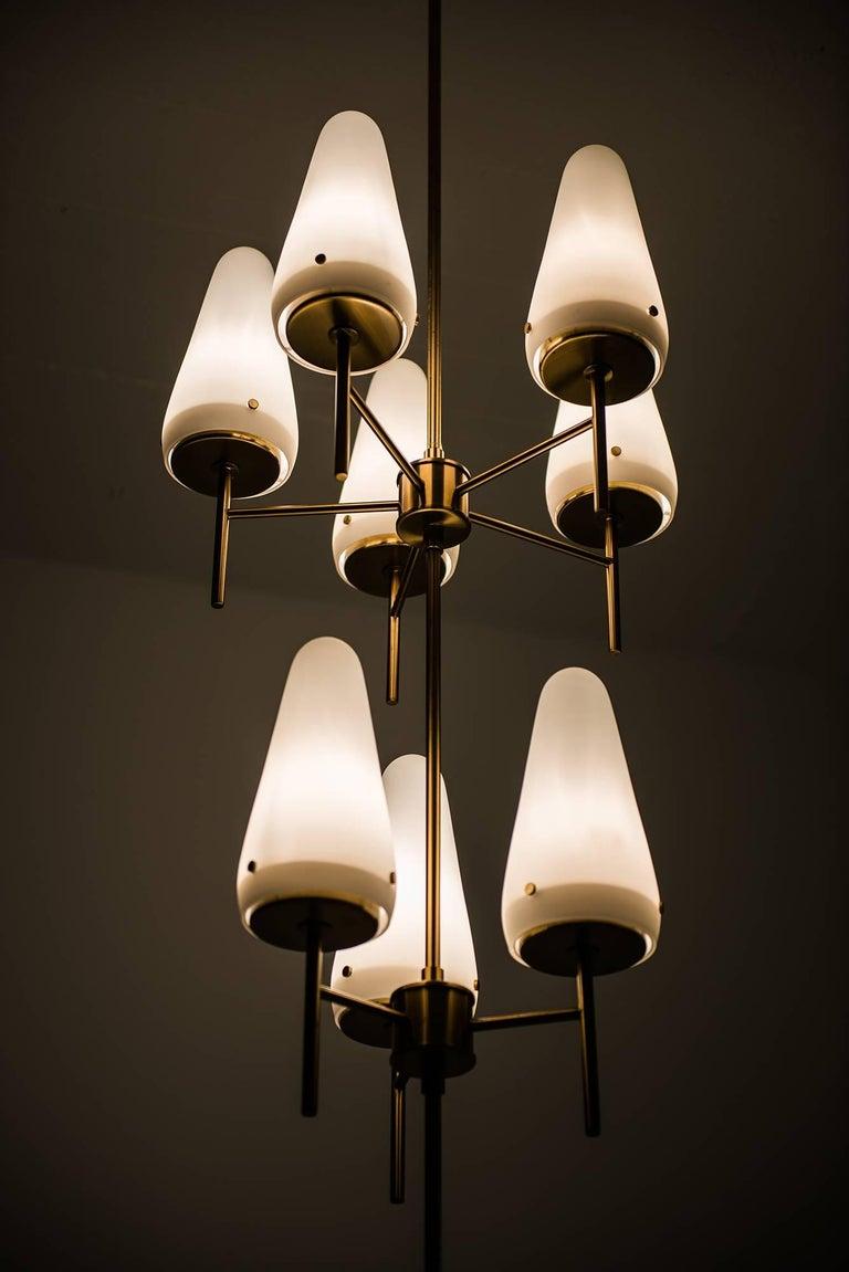 Hans-Agne Jakobsson Ceiling Lamp Model T-58/8 For Sale 3