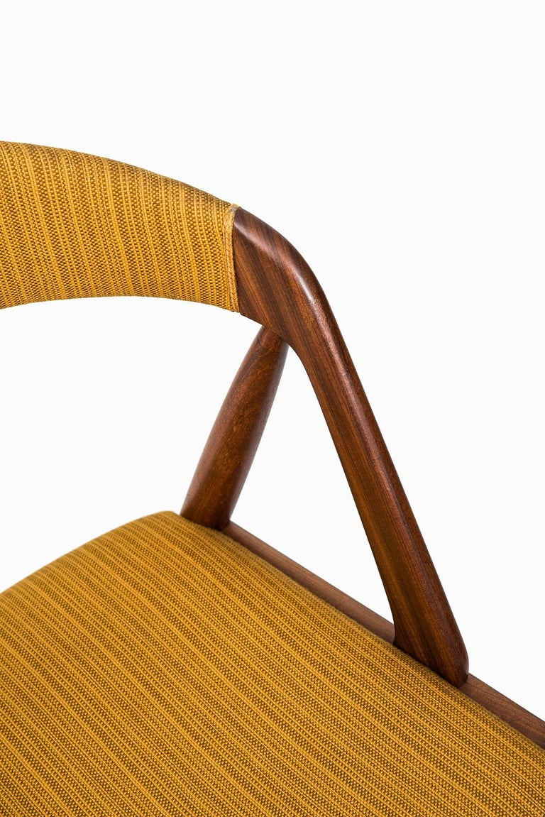 Danish Kai Kristiansen Dining Chairs by Schou Andersen in Denmark For Sale